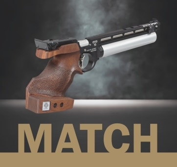Match Pistols