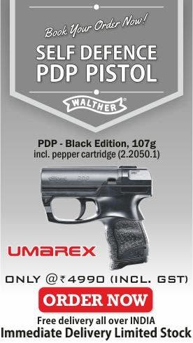 Book PDP Pistol
