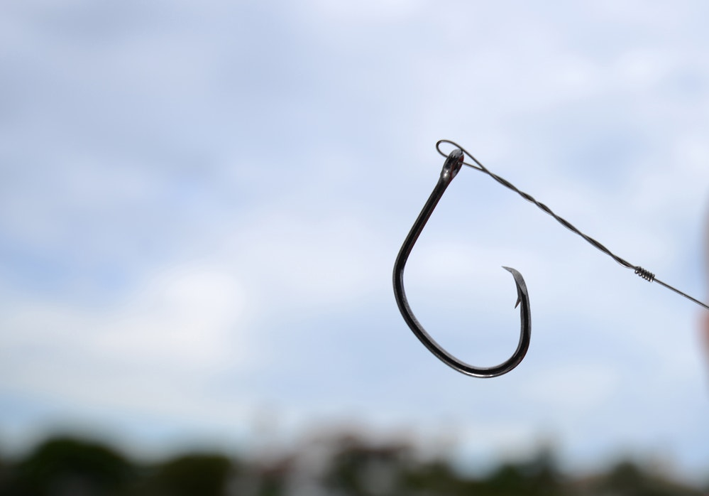 circle fishing hook